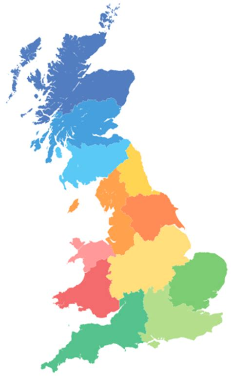 By The Uk blank map of scotland clipart best