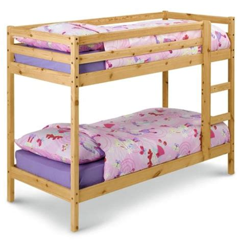 shorty bed buy ashley pine twin shorty bunk bed from our kids bunk