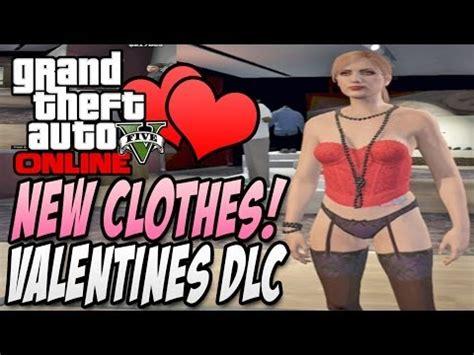 gta valentines gta 5 all valentines dlc clothes