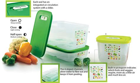 Tupperware Ventsmart tupperware brands simply living solutions