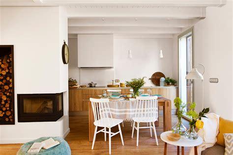 como decorar cocina comedor grande claves para abrir la cocina al comedor o el sal 243 n y ganar