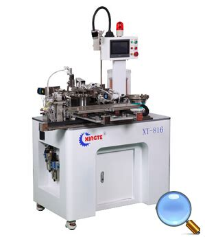 inductor winding machine xt 816 fully automatic cd chip inductor coil winding machine equipmentimes