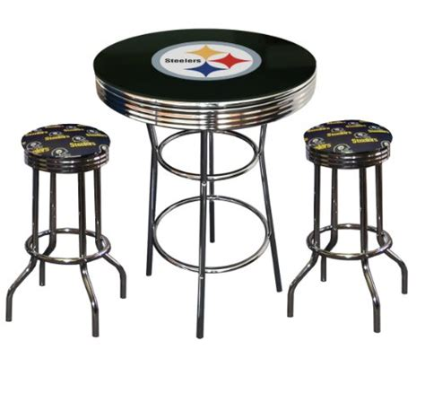 pittsburgh steelers pub table steelers pub table
