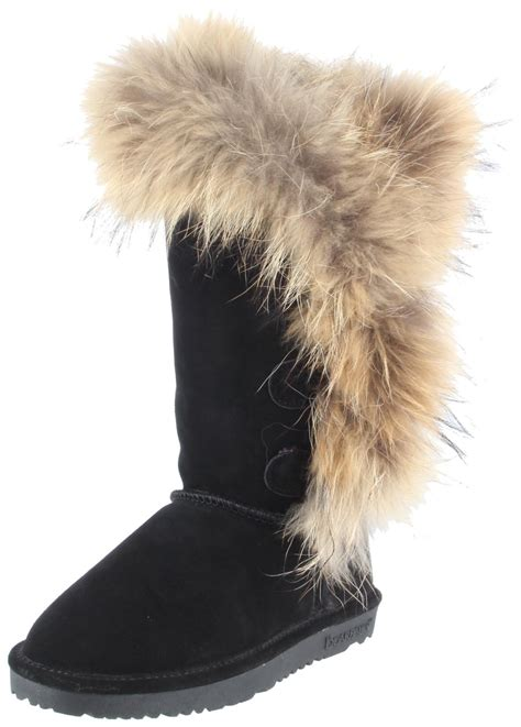 boots with the fur for bearpaw boots bearpaw fur boots