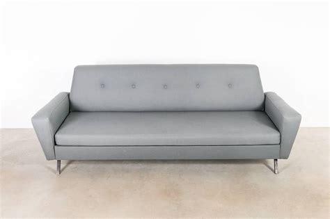 mid century sofa bed australia mid century italian sofa bed 1950s for sale at 1stdibs