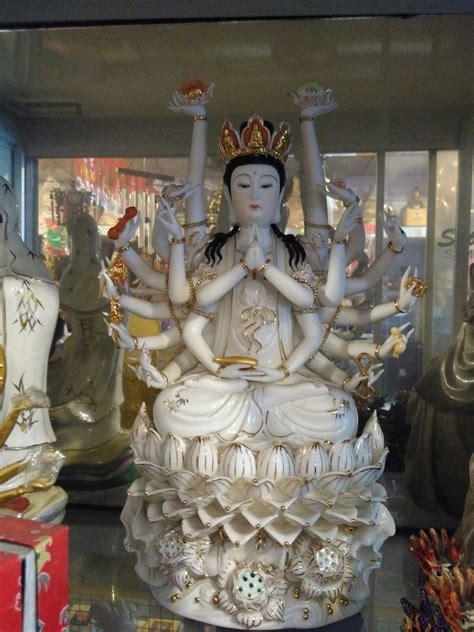 Pajangan Patung Dewi Kwan Im Patung Dewi Kwan Im Lq 344 W T1310 jual patung dewi kwan im keramik 2 dhammamanggala