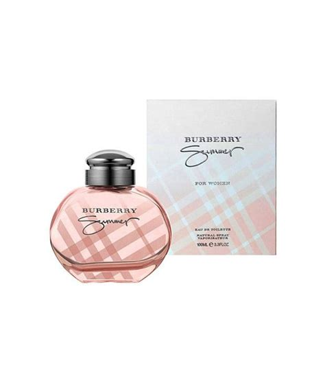 Jual Parfum Burberry Summer burberry summer 100ml buy at best prices in
