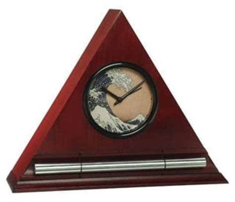zen alarm clock with hokusai wave chime clock yelp