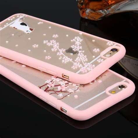 Iphone 6 6s Plus Cookie Pattern Hardcase shockproof hybrid pattern clear back cover for iphone 6 6s plus ebay