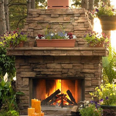 backyard burning 28 best images about trafalgar patio fireplace on