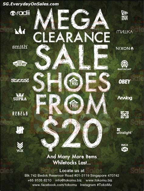 26 27 apr 2014 pureen stock clearance warehouse sale for baby 26 feb 7 mar 2014 tokomu mega clearance sale for branded