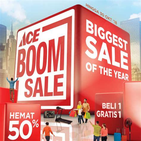 Harga Power Inverter Di Ace Hardware makin hemat belanja di ace boomsale dengan promo beli 1
