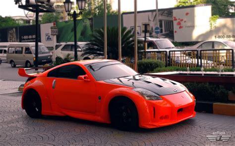 bright orange cars neon orange cars