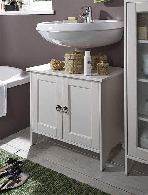 Badmöbel Aus Holz Selber Bauen by Waschtischunterschrank Kiefer Bestseller Shop F 252 R M 246 Bel