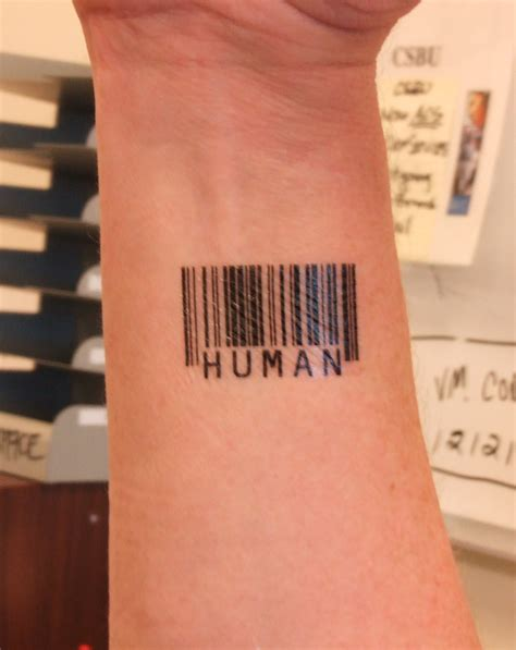 barcode tattoo story 15 best barcode tattoo designs with meanings styles at life