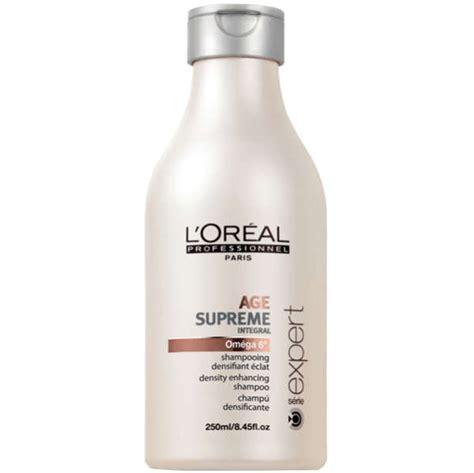 loreal supreme l or 233 al professionnel s 233 rie expert age supreme shoo