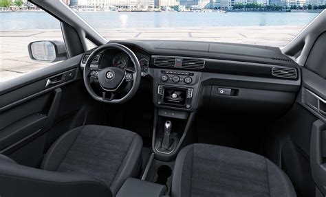 caddy interieur 2015 volkswagen caddy interior