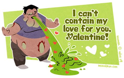 left 4 dead valentines quot left 4 dead quot valentines are disgusting adorable bloody