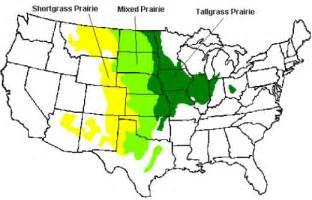 map of prairies in america prairie waubay u s fish and wildlife service