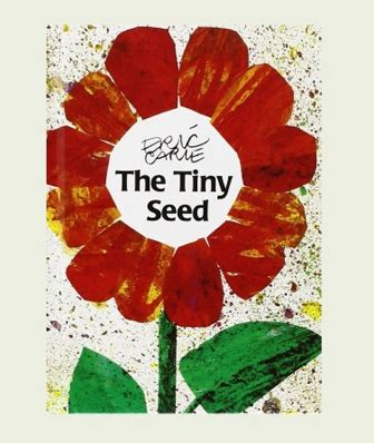 libro the tiny seed picture the tiny seed eric carle aprender juntos