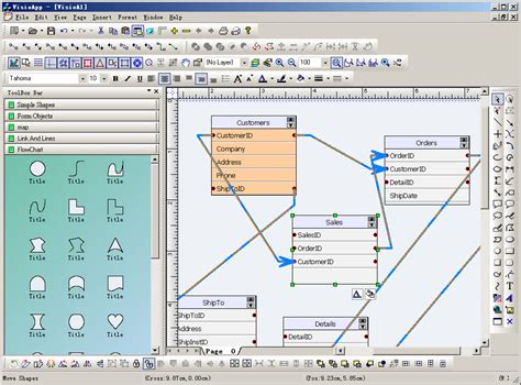 airport design editor object library database diagram component database diagram control uml