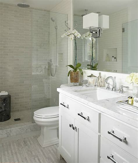 Small White Bathroom Ideas by 40 Stylish Small Bathroom Design Ideas Decoholic