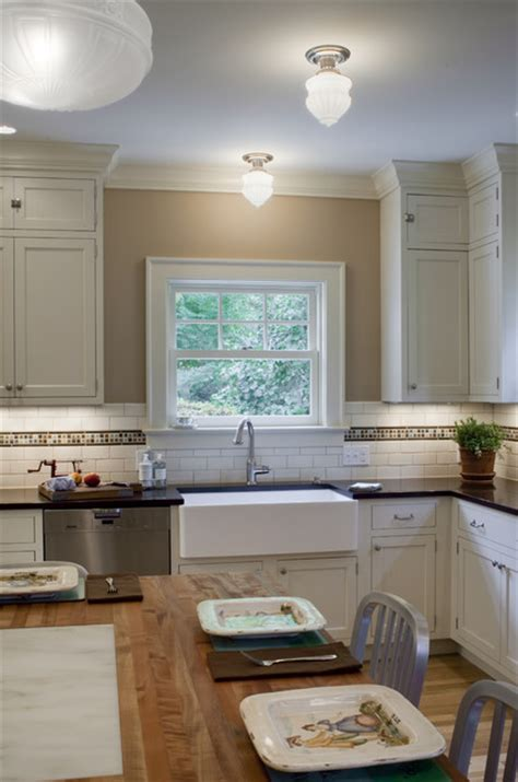 1920s Kitchen Design 1920 Colonial Kitchen Traditional Kitchen Portland By Craftsman Design And Renovation