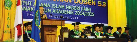 Paradigma Pendidikan Demokratis Prof Dr Dede Rosyada Ma jadikan indonesia kiblat studi islam dunia iain pontianak