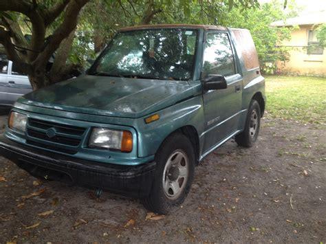 Suzuki Sidekick 1996 1996 Suzuki Sidekick Pictures Cargurus