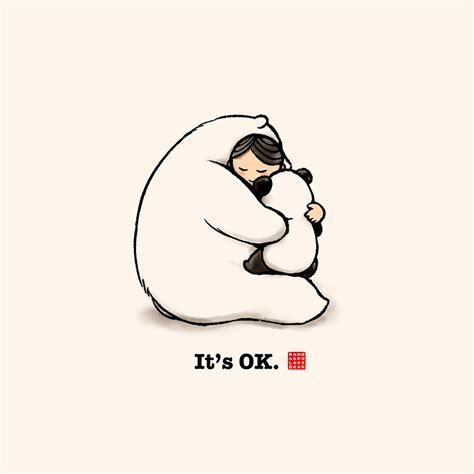 its okay on its okay it s ok panda and polar