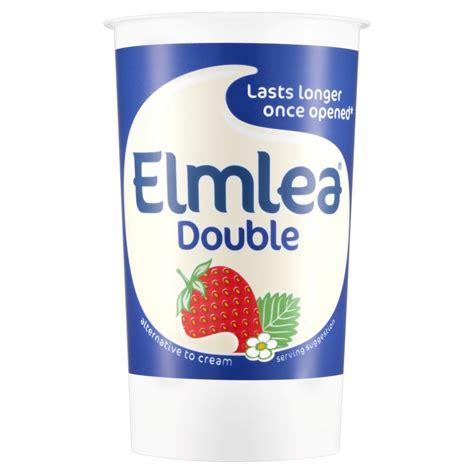 Cream by Elmlea Alternative To Double Cream 284ml Cream