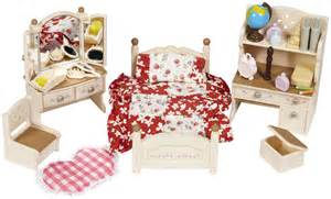 Lego Bedroom Sets Calico Critters Sister S Bedroom Set Free Shipping