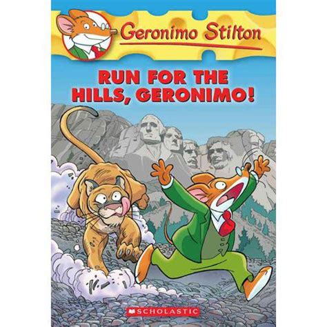 Geronimo Stielton Run For The Geronimo Geronimo Stilton Series By