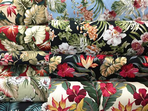 Pineapple Upholstery Fabric Hawaii Fabric Mart