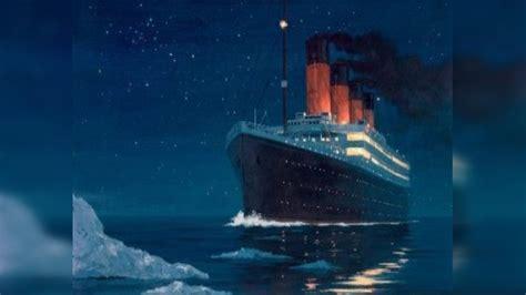 imagenes barco titanic hundido un fallo humano pudo ser la verdadera causa del