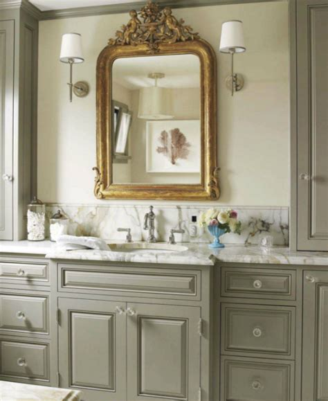 gray painted bathroom cabinets gray bathroom french bathroom benjamin moore