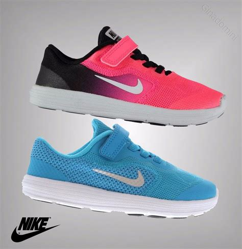 running shoes size 2 new genuine nike revolution 3 trainers running shoes