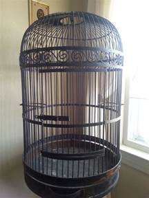 decorative bird cages for autos post