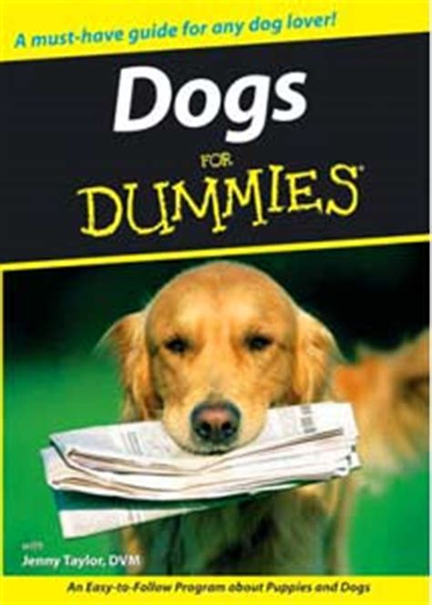 puppies for dummies doc dvd review dogs for dummies 2004