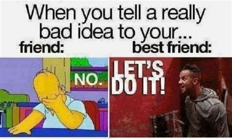 Funny Best Friend Meme - 15 funny memes about friendship that remind us of our bffs