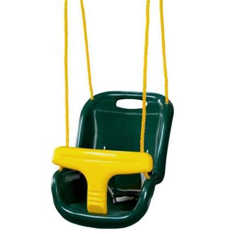 high baby swing gorilla playsets green infant swing with high back 04 0032