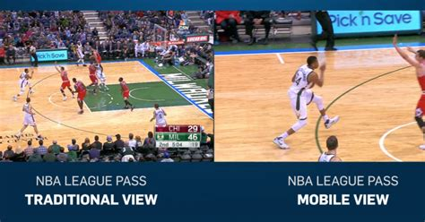 nba league pass mobile nba league pass is launching mobile view to make it more