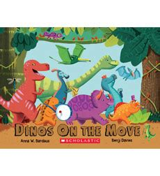 Annas Was Moved by Dinos On The Move By W Bardaus