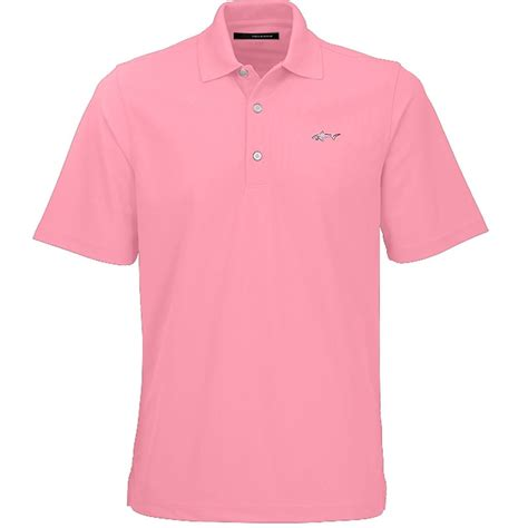 7 Golf Shirts For by Greg Norman 2017 Performance Play Micro Pique