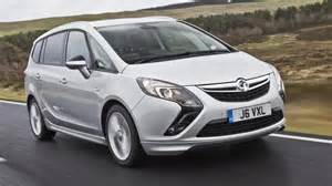 Vauxhall Zafir Vauxhall Zafira Tourer Review Top Gear