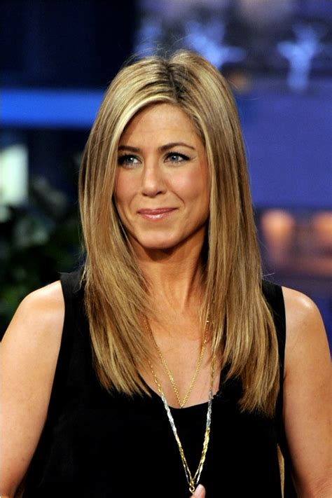 jennifer aniston long face frame haircut long party hairstyles for jennifer aniston by latest