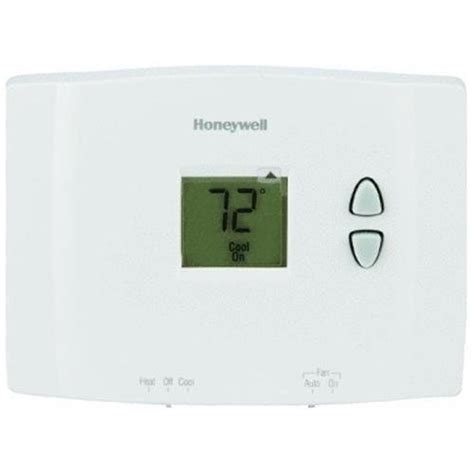 temperature swing thermostat 5 best non programmable thermostat simple peace of mind