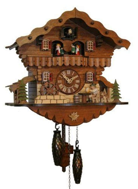 horloge coucou suisse γγρ ah 231 a on n y coupe pas le traditionnel chalet quot coucou quot suisse kuku