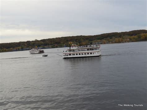 boat cruise stillwater stillwater minnesota is a great place for fall views