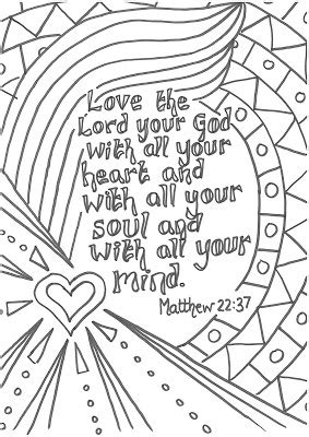 Coloring Page Matthew 22 by Creative Children S Ministry Prayers To Colour In